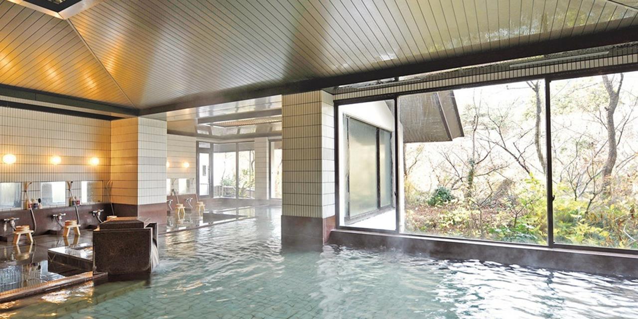 伊東園Hotel New Sakura 溫泉大浴場
