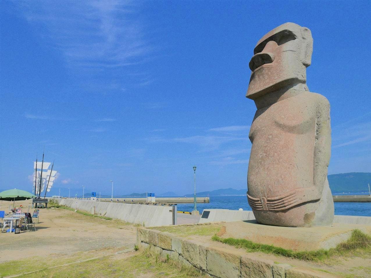 瀨戶內海女木島
