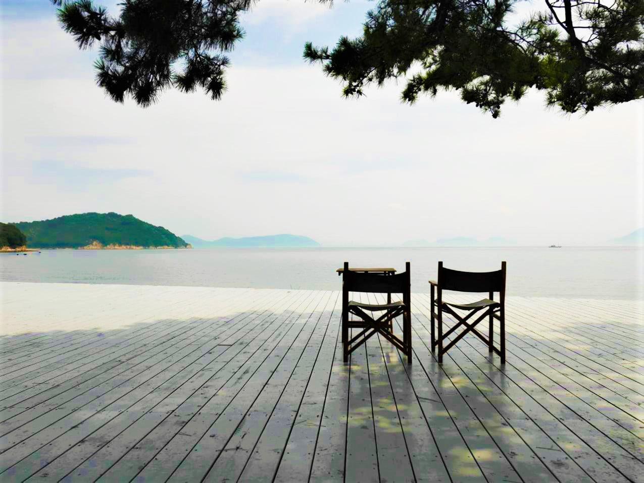 瀨戶內藝術祭直島