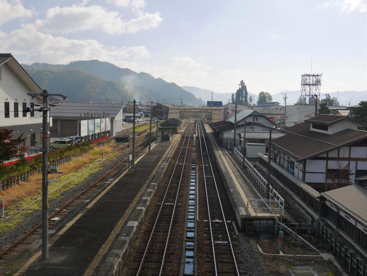 飛驒古川站