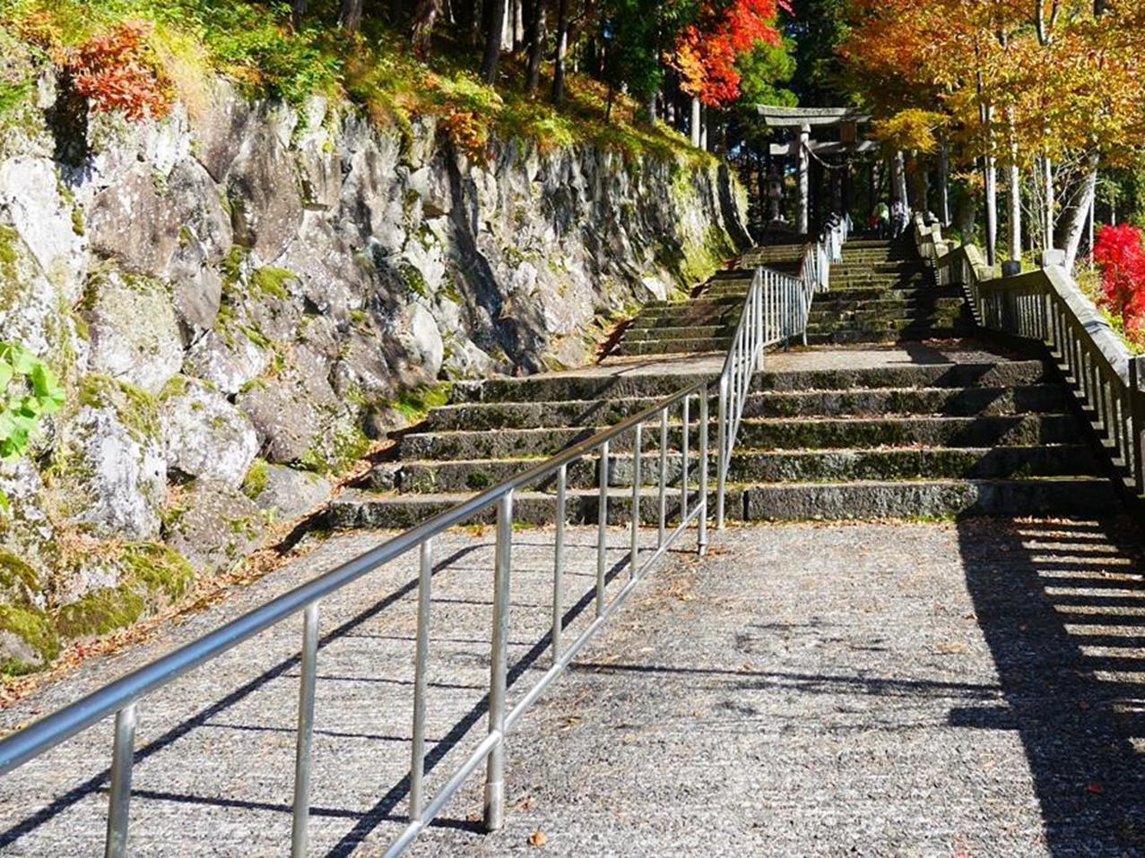 飛驒古川氣多若宮神社