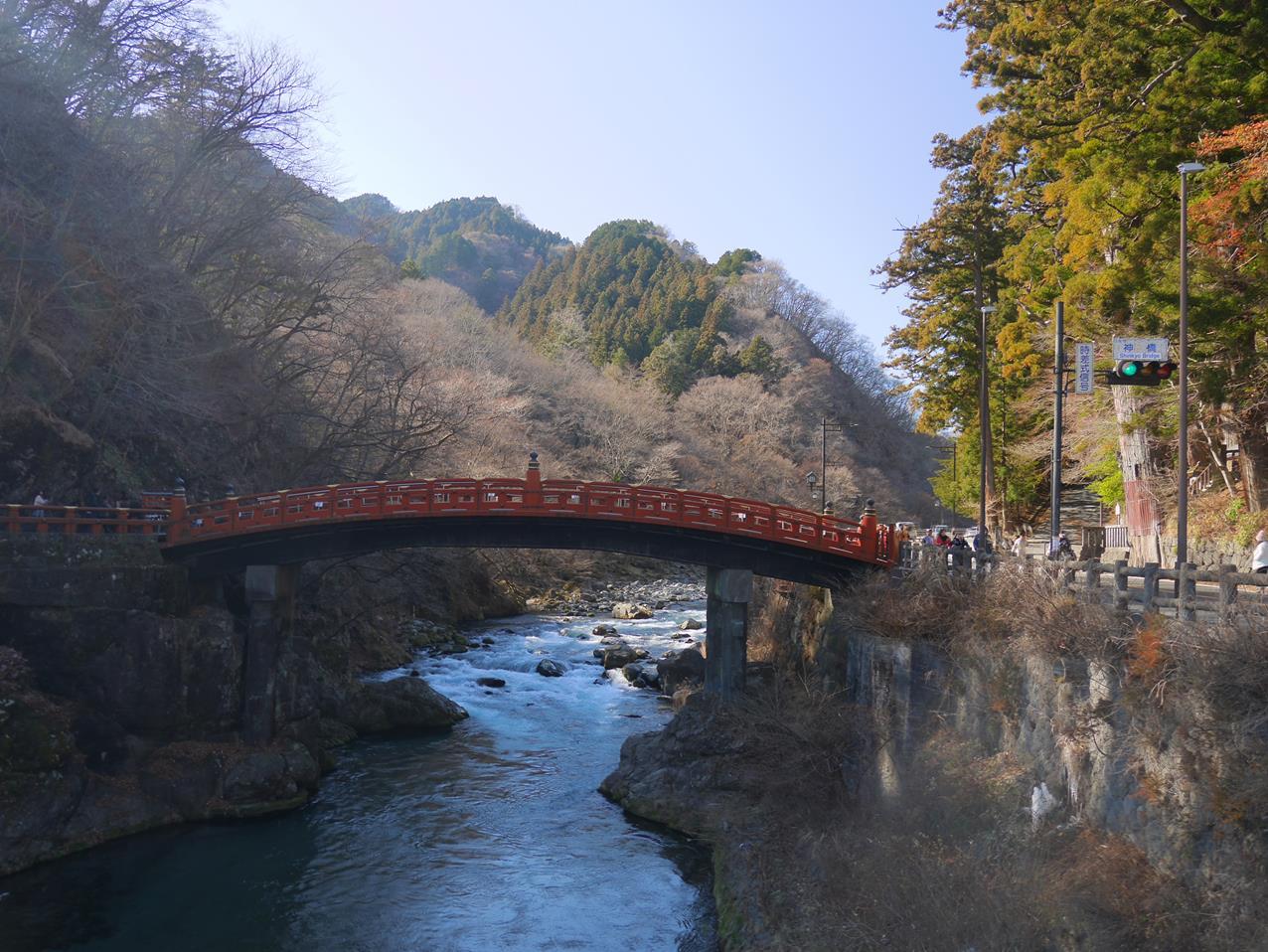 日光東照宮神橋