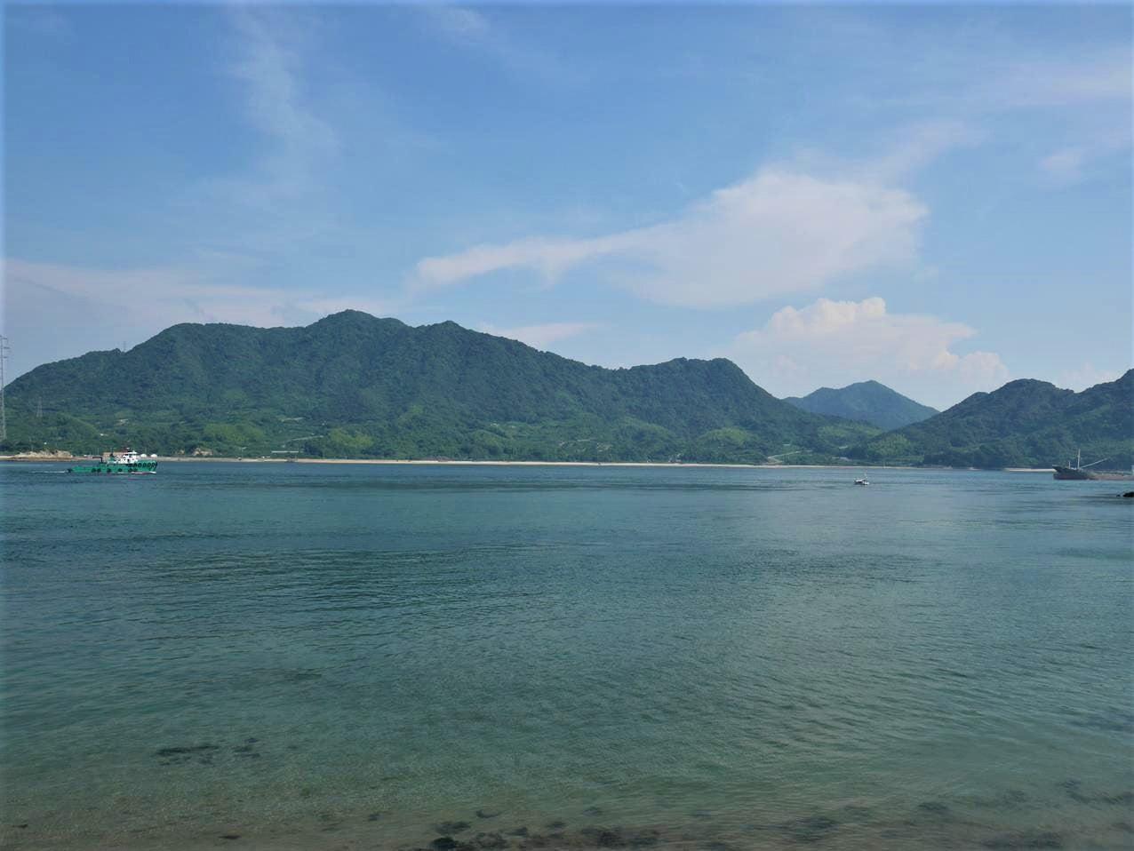 廣島景點大久野島