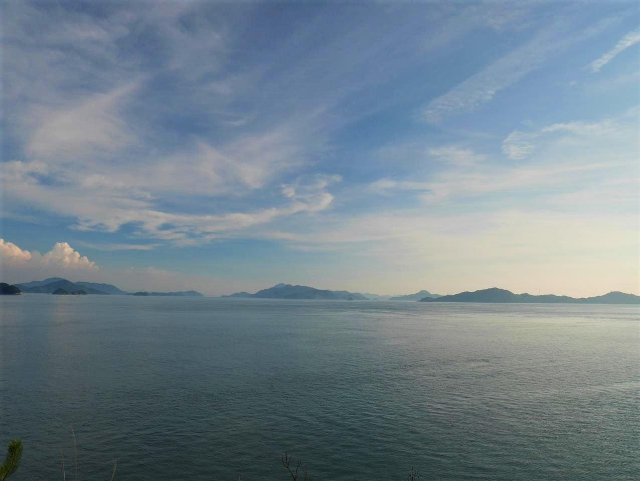 瀨戶內海大久野島兔子島