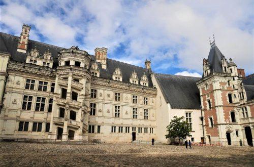 布盧瓦(Blois)城堡