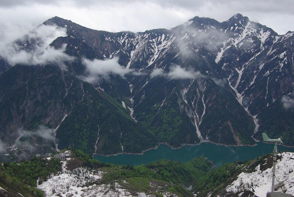 阿爾卑斯路線大觀峰