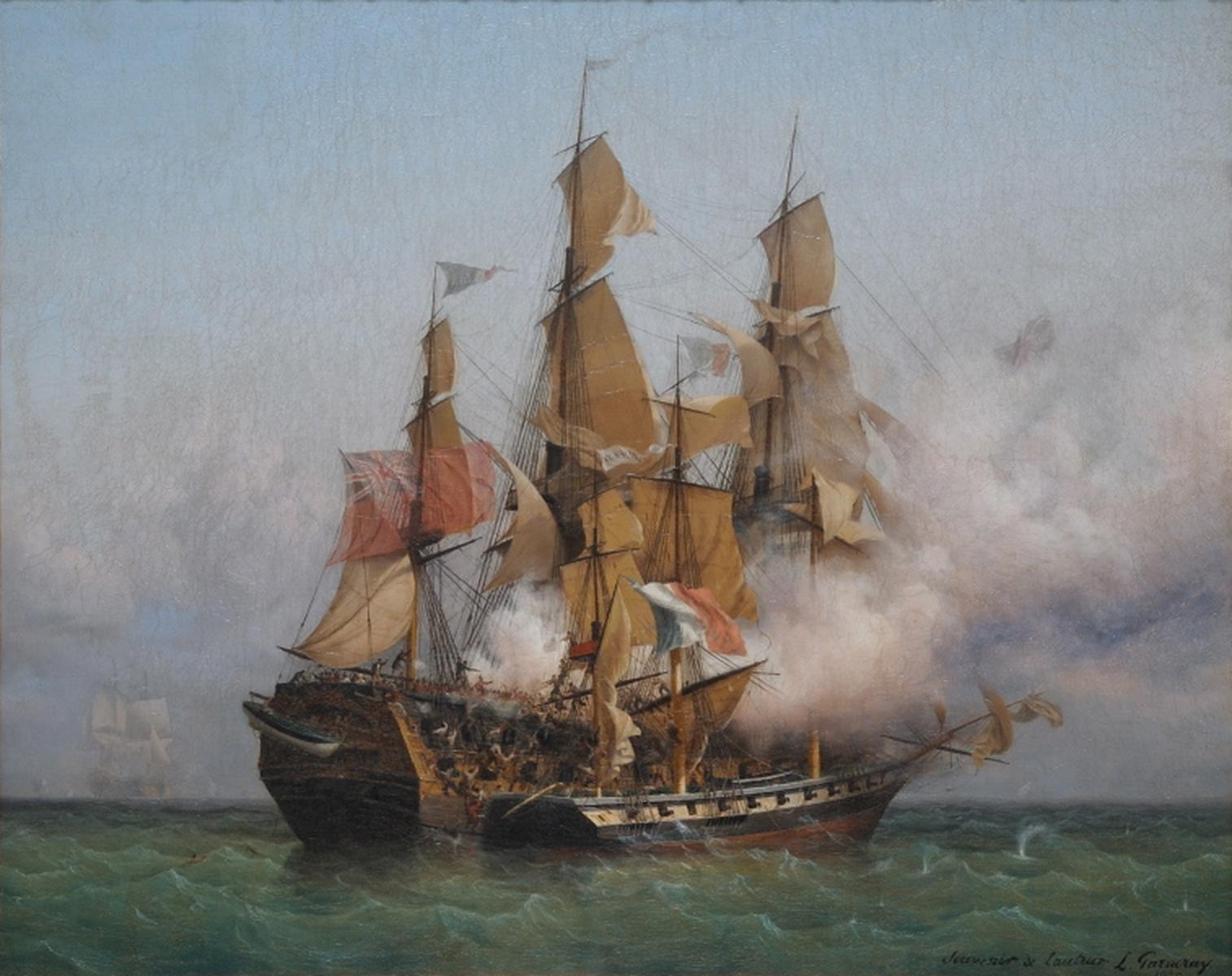 聖馬洛海盜