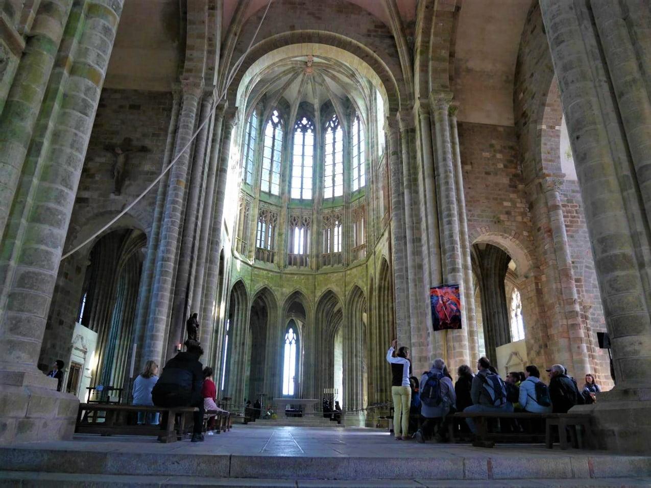 聖米歇爾山修道院