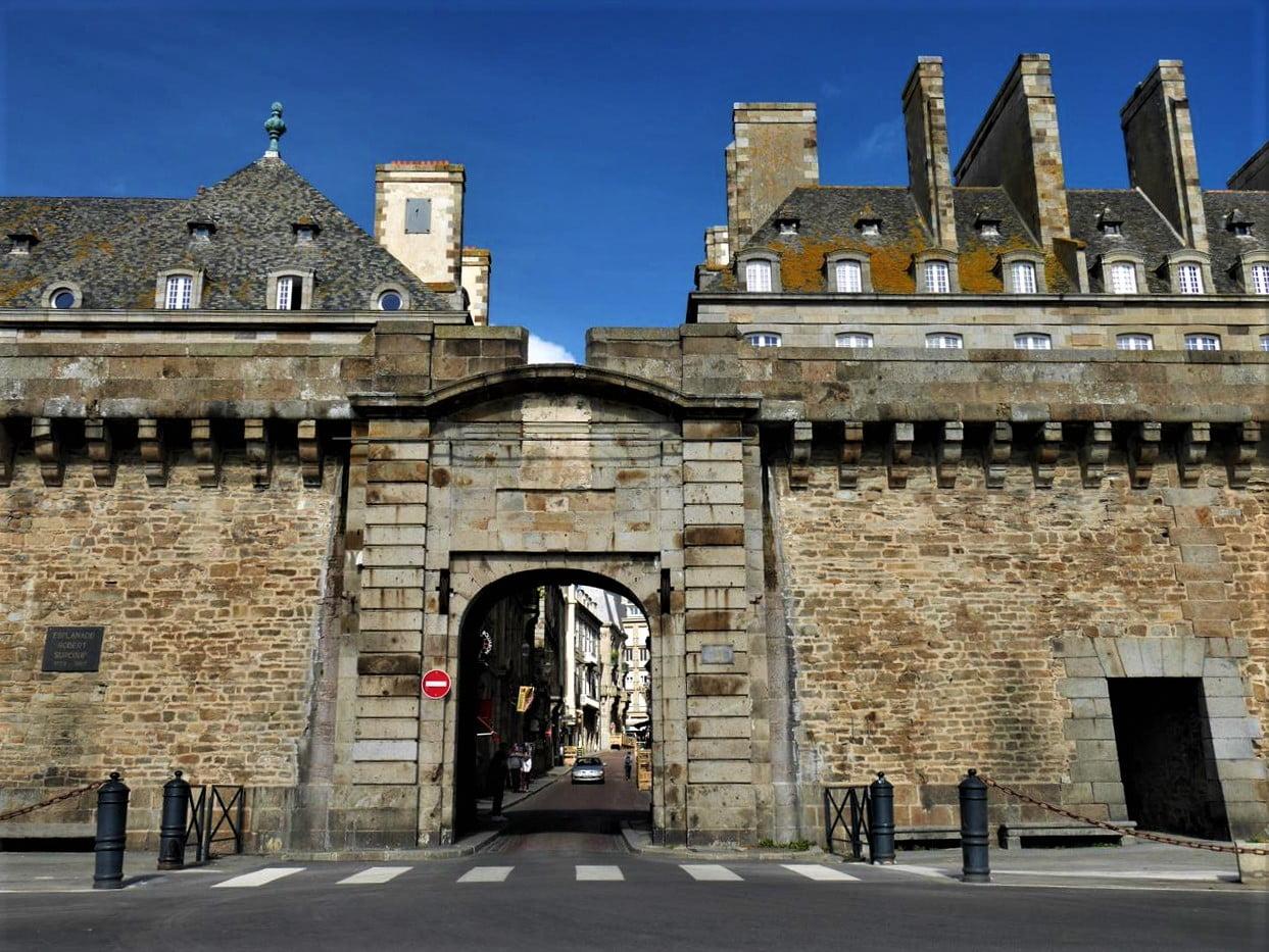 聖馬洛城門