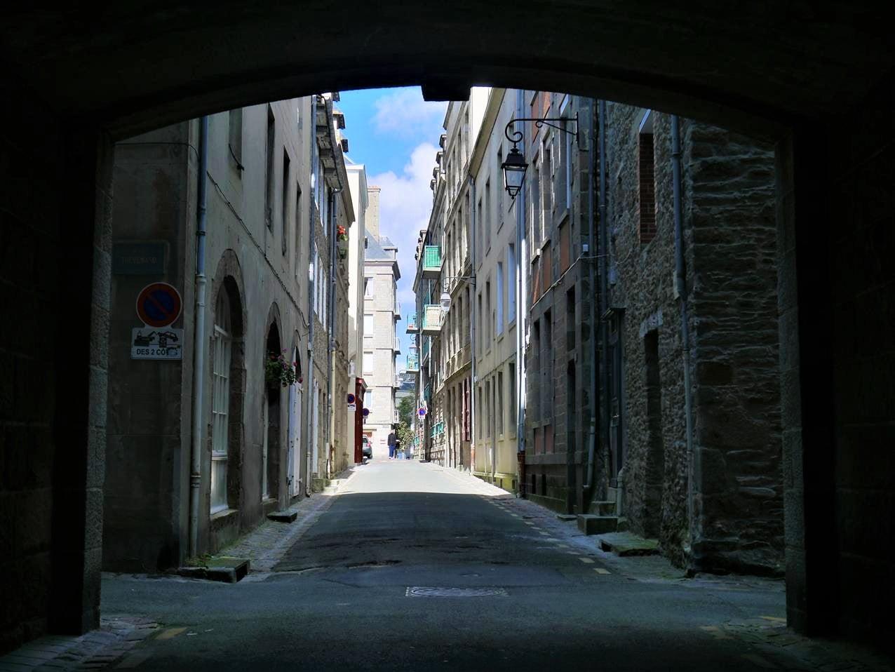 聖馬洛老城區