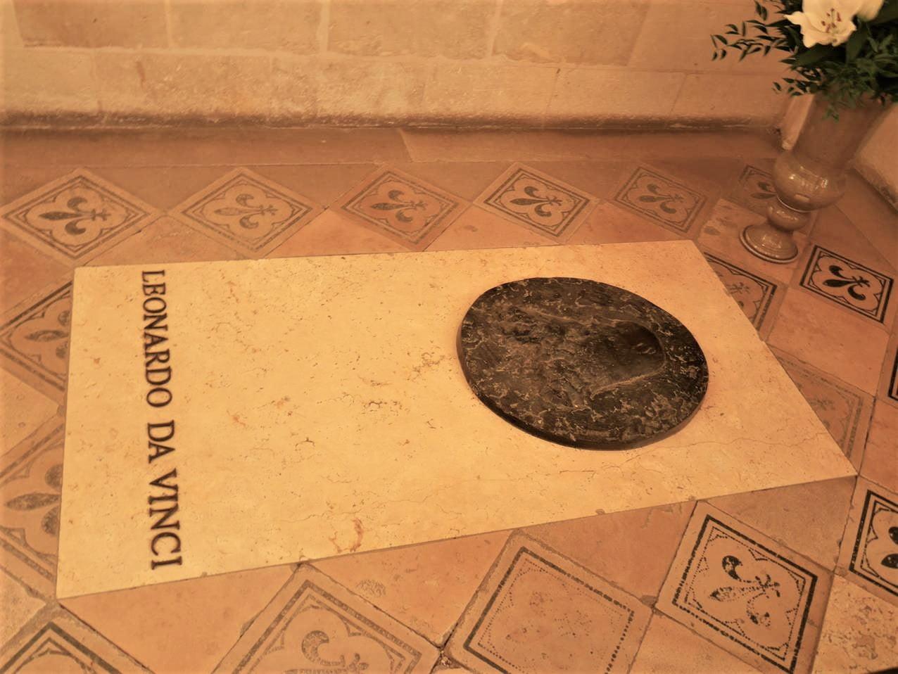 昂布瓦斯城堡內達文西之墓