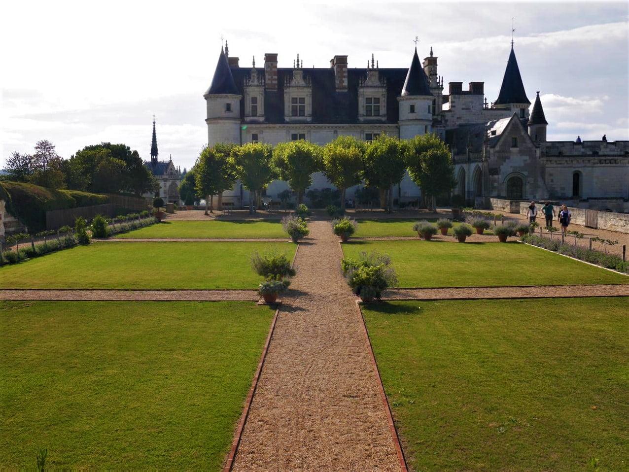羅亞爾河昂布瓦斯(Amboise)