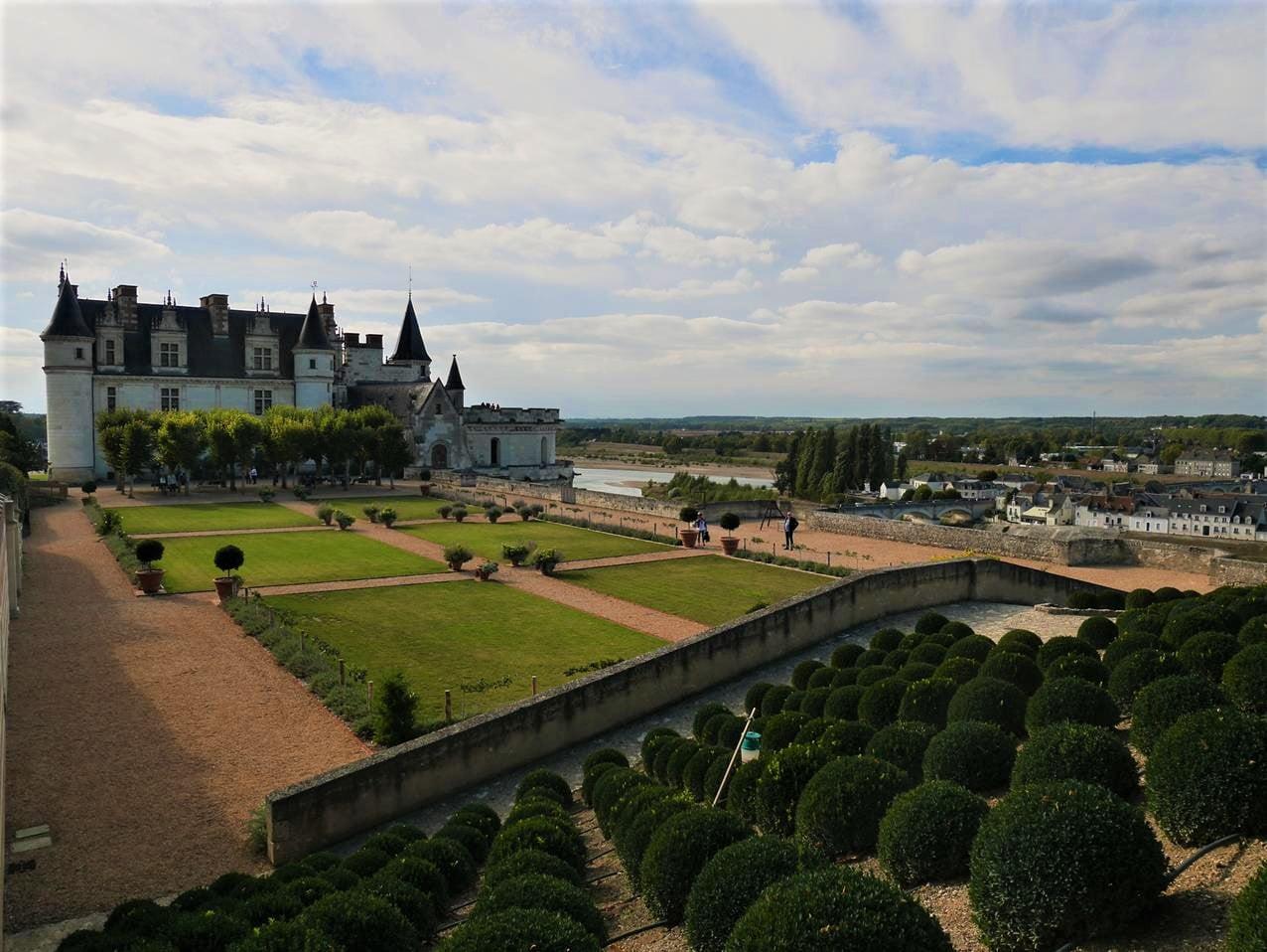 昂布瓦斯城堡(Amboise)