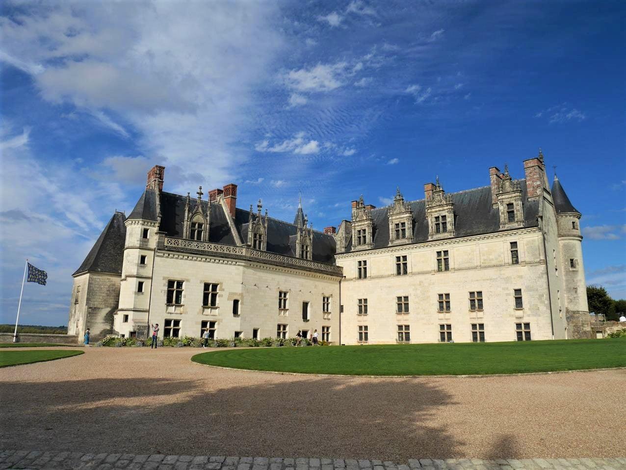 昂布瓦斯(Amboise)城堡