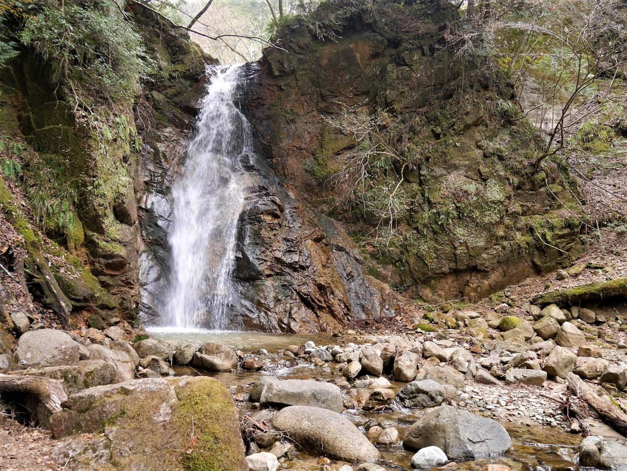 中山道女滝