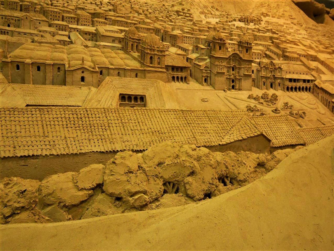 鳥取砂丘砂之美術館