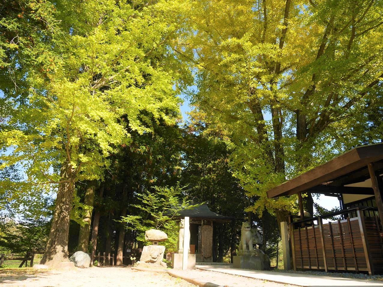 安曇野大王神社
