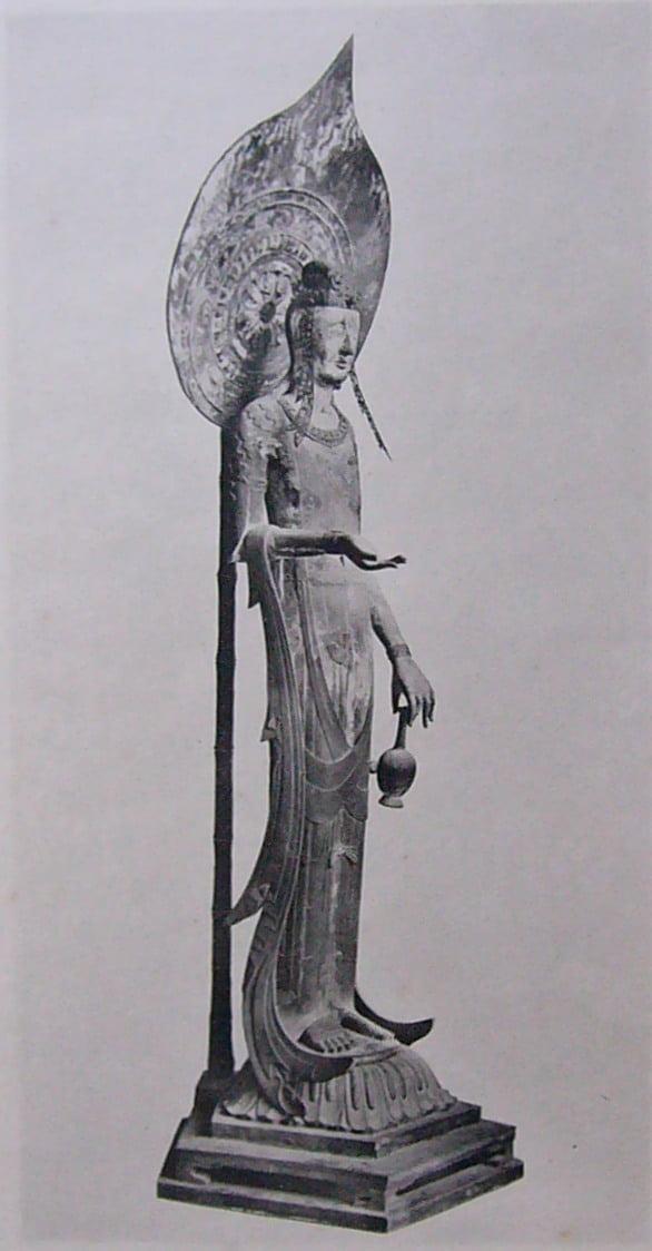 法隆寺百濟觀音