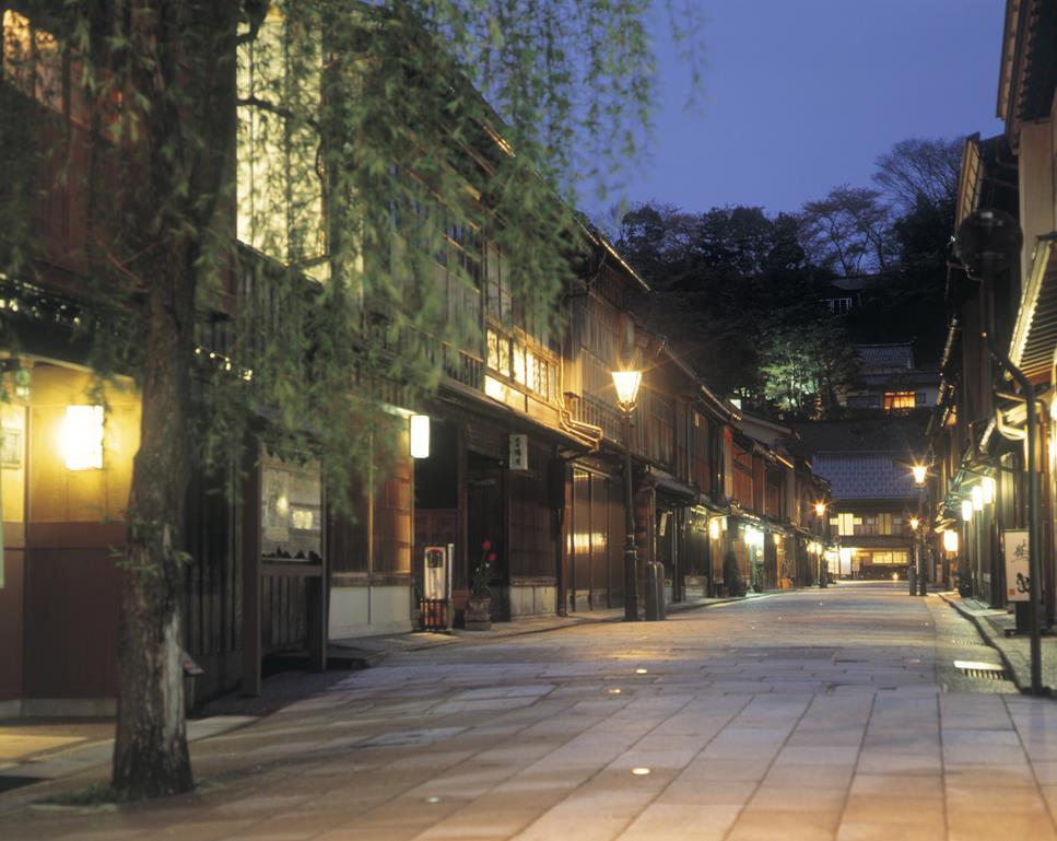 金澤東茶屋街