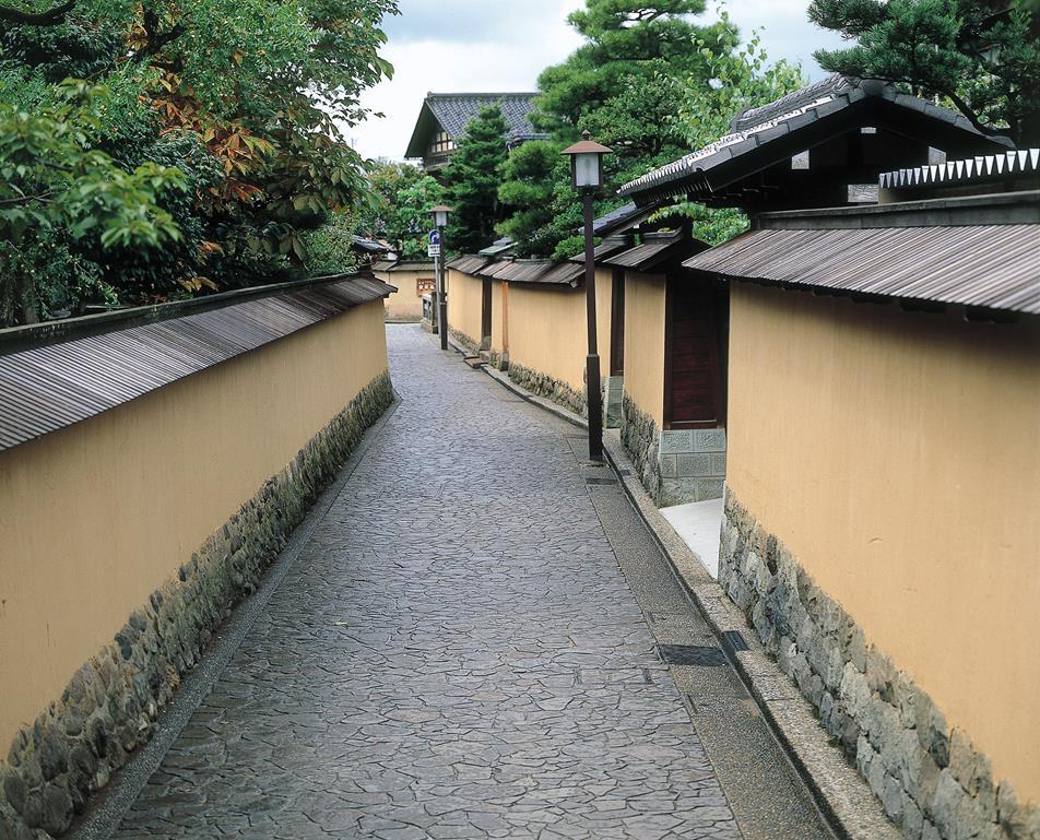 金澤長町武家屋敷跡