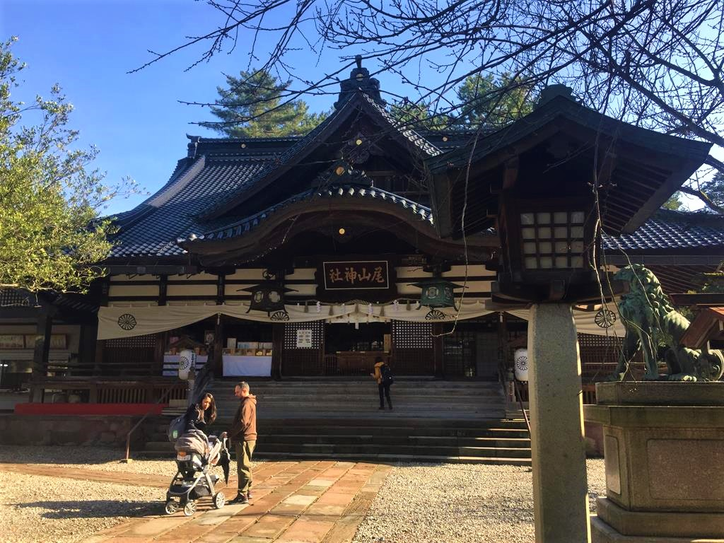 金澤尾山神社