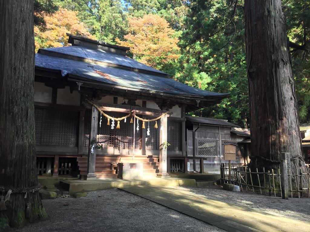 高山市日枝神社