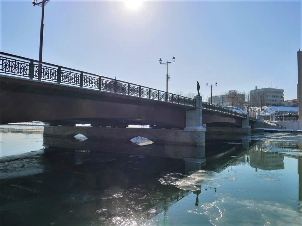 釧路幣舞橋