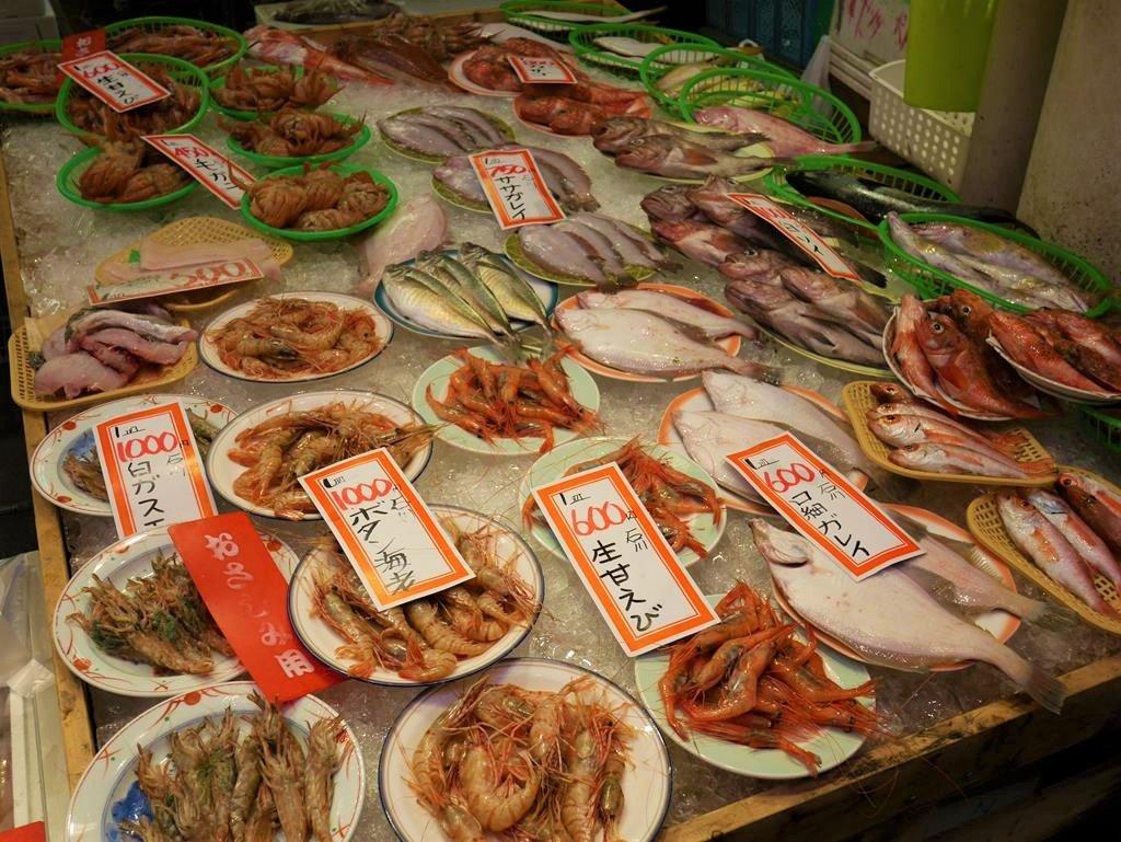 金澤近江町市場