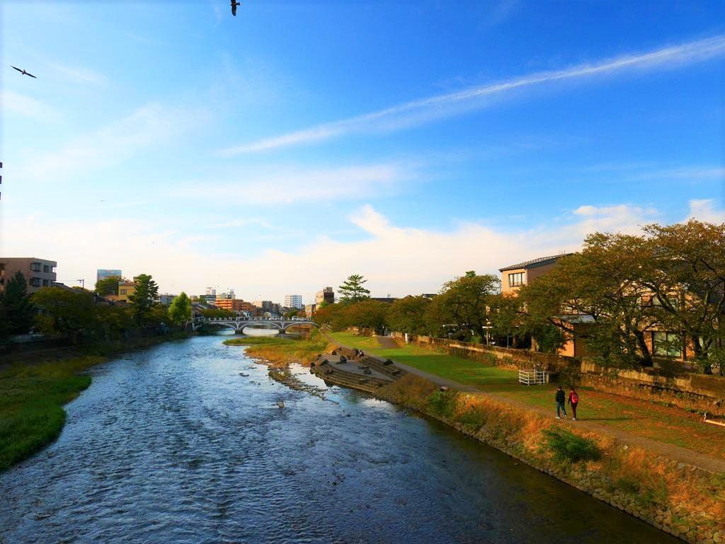 金澤市梅之橋