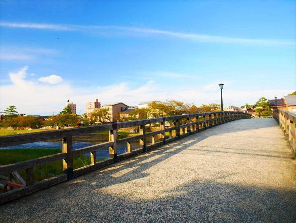 金澤景點梅之橋