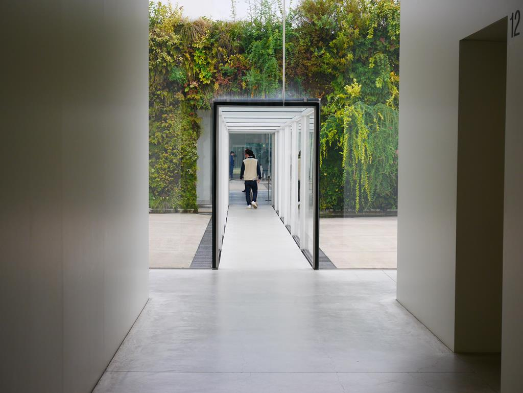 金澤21世紀美術館綠之橋
