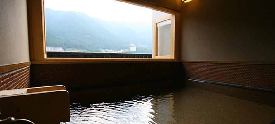小川屋碌間半露天風呂