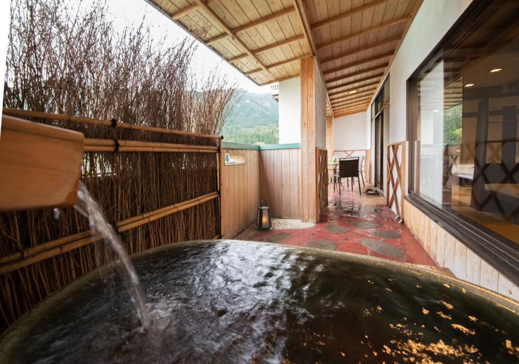 山形屋附露天風呂房