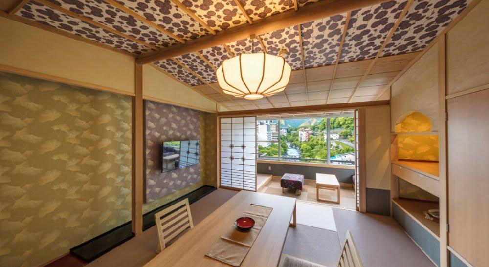 鬼怒川Plaza飯店和室