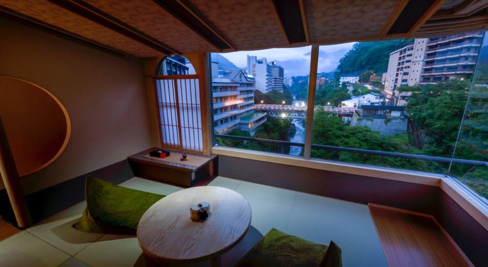鬼怒川Plaza飯店洋室