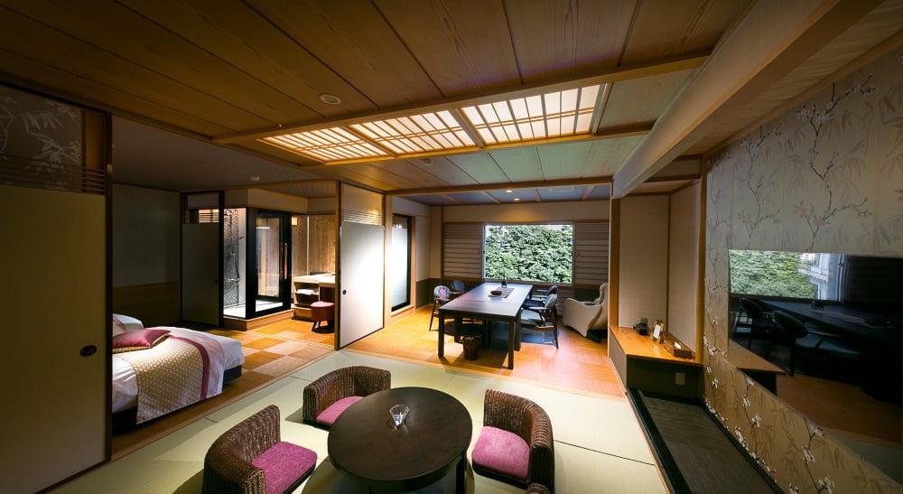 鬼怒川plaza飯店特別室山水雪月華