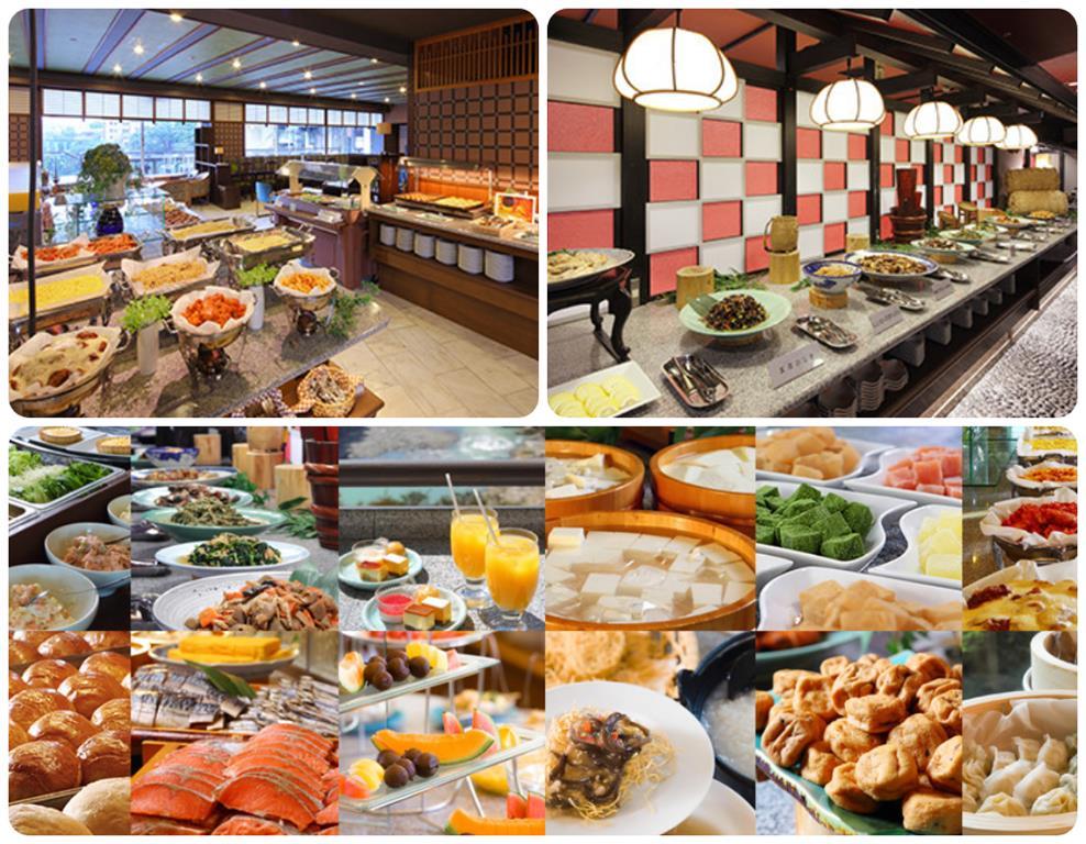 鬼怒川Plaza飯店早餐