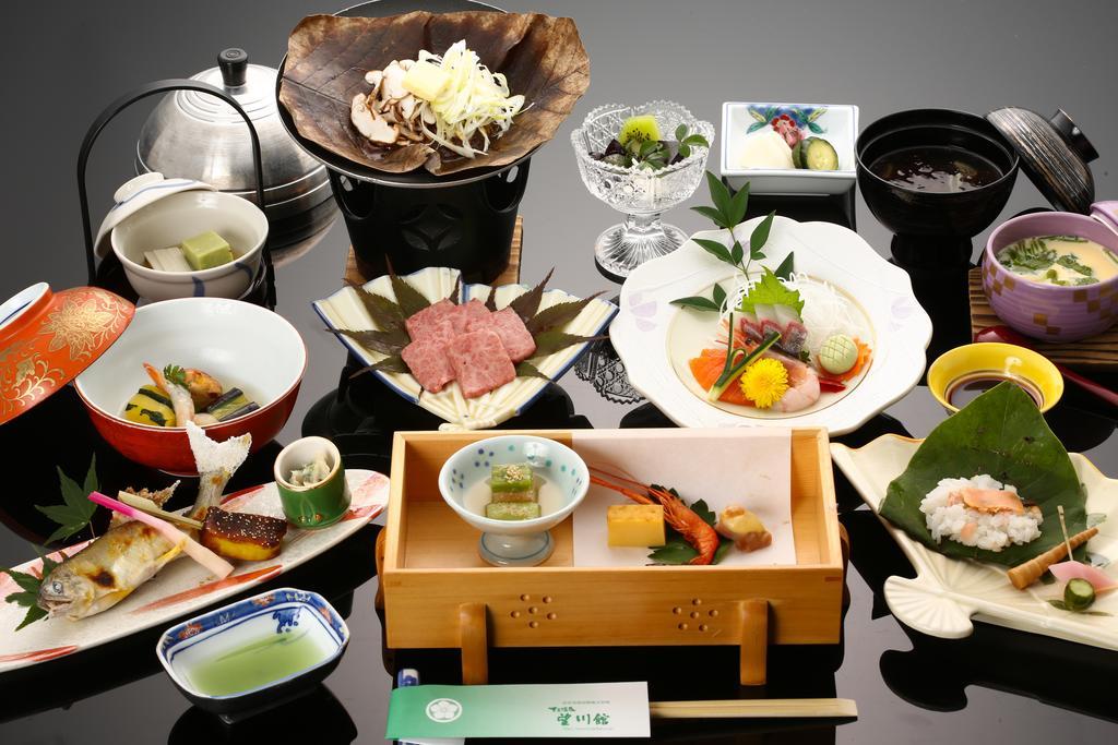 望川館料理