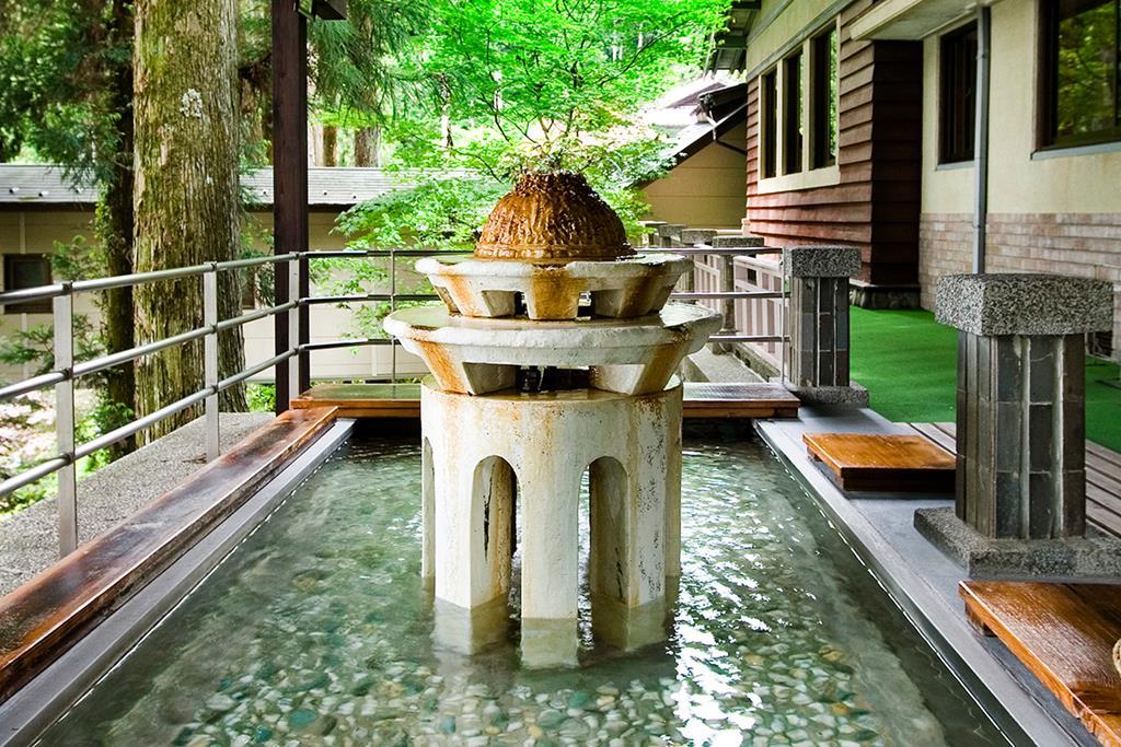 湯之島館貸切家族風呂