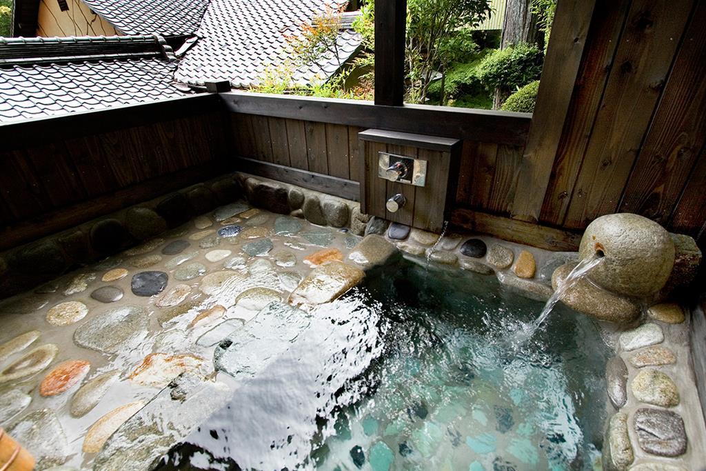 湯之島館客室溫泉