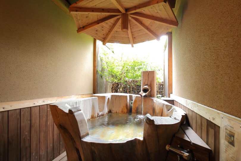 紗紗羅館根風呂
