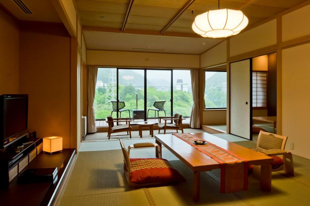 鬼怒川金谷飯店標準和室