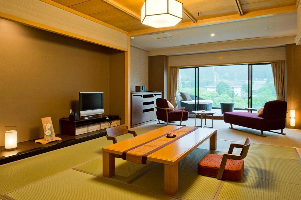 鬼怒川金谷飯店高級和室