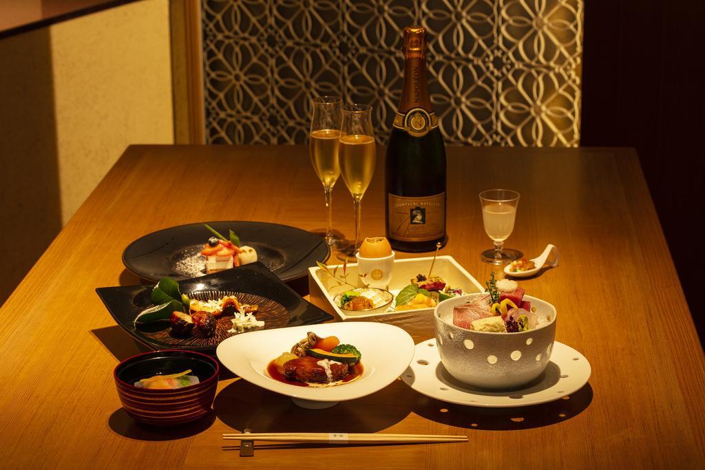 鬼怒川金谷飯店料理