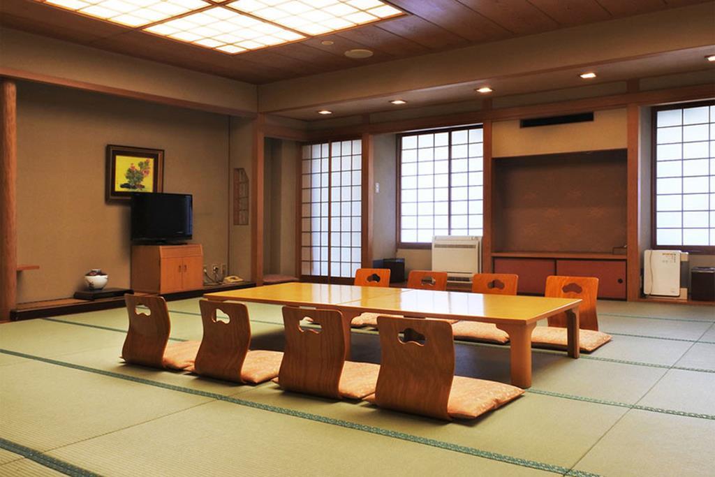 鬼怒川溫泉飯店和室房