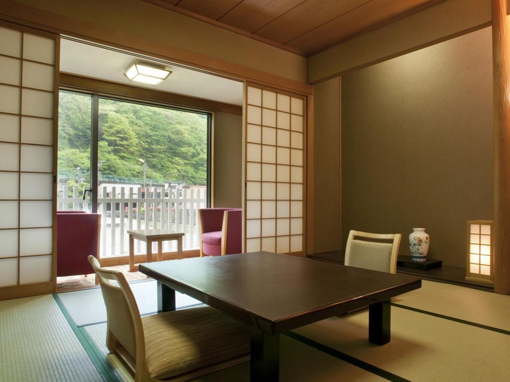 鬼怒川溫泉飯店雙人和室