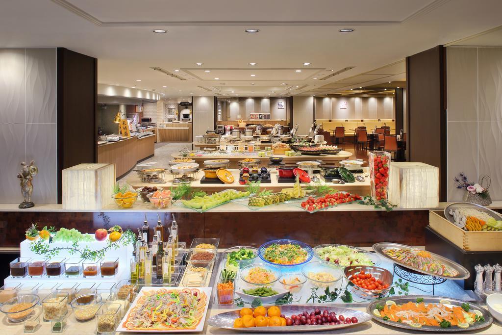 鬼怒川Asaya飯店晚餐buffet
