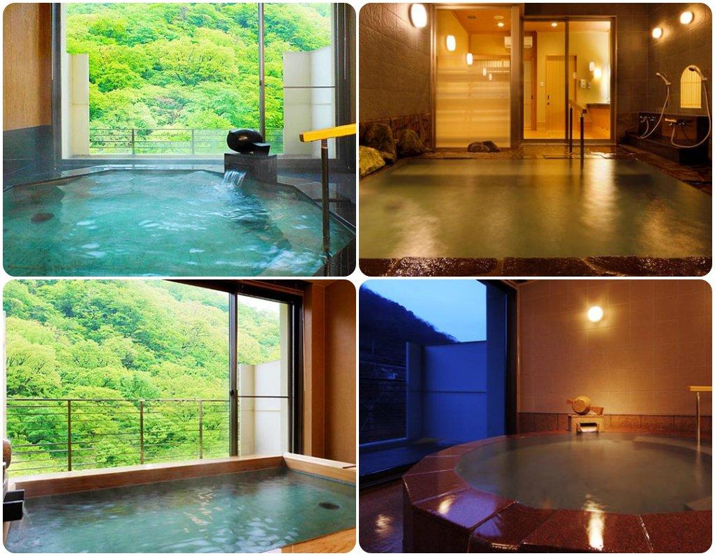 鬼怒川Asaya飯店貸切風呂