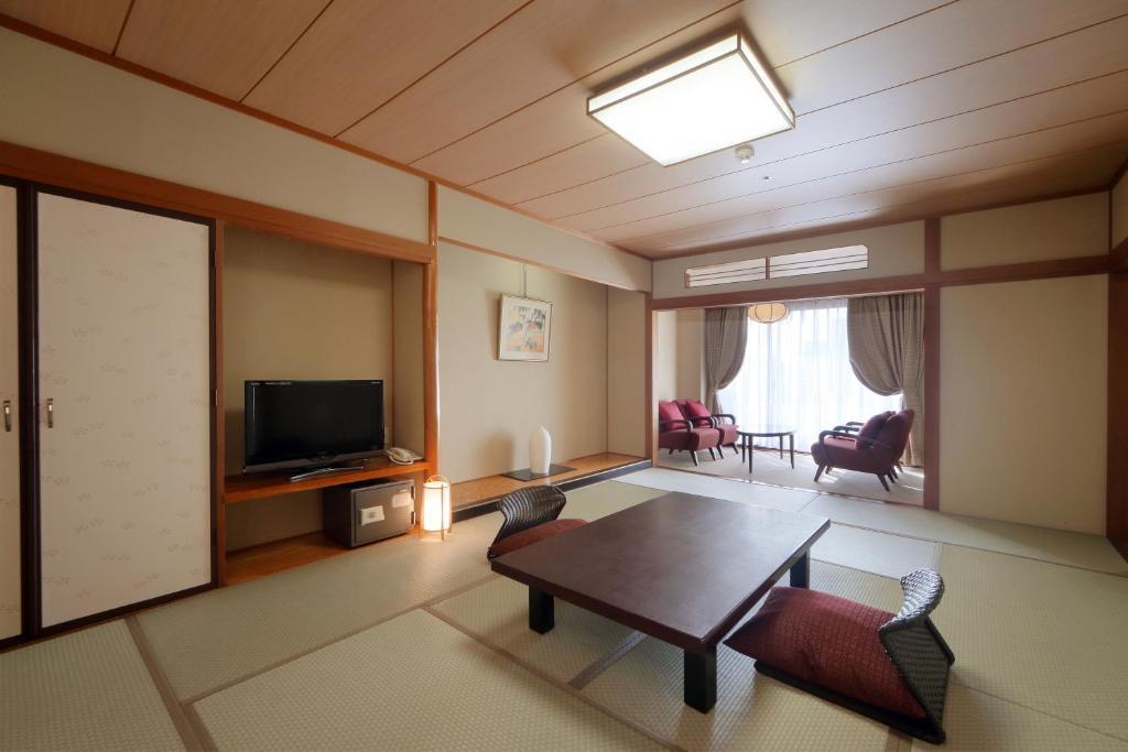 鬼怒川Asaya飯店一般和室
