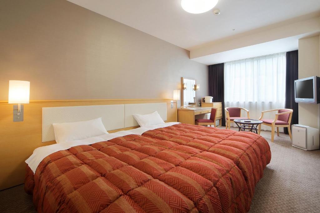 鬼怒川Asaya飯店雙床房